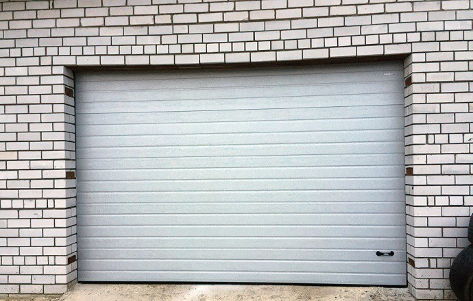 Какие существуют гаражные ворота?